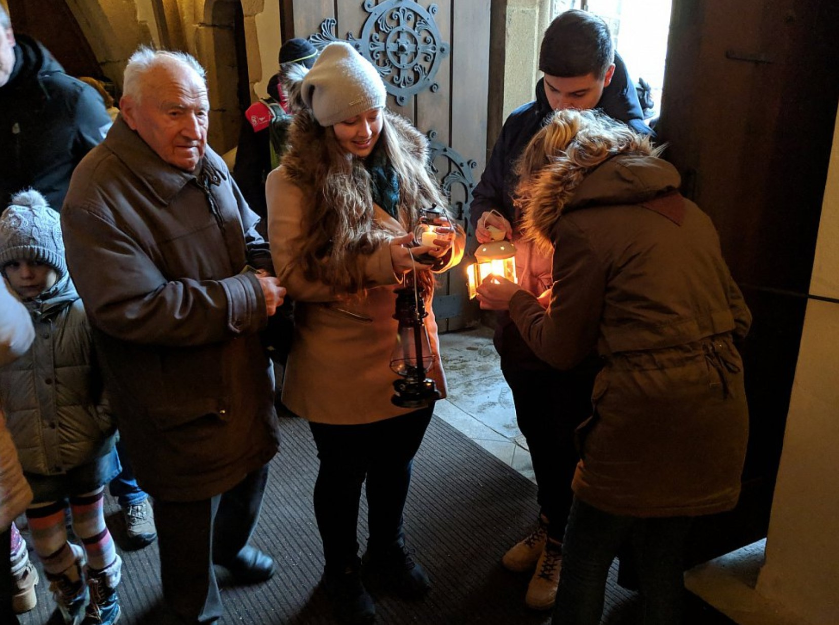Betlémské světlo 2018 ZVON Jihlava